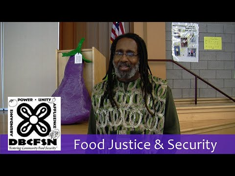 Food Justice & Security