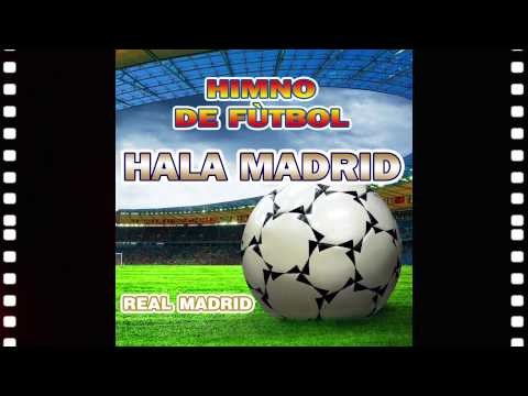 Himno Real Madrid - Karaoke Version -Hala Madrid - Himnos De Fùtbol