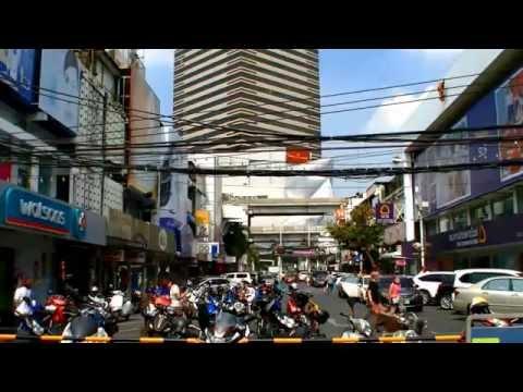 2017 曼谷自由行 - MBK 購物中心步行往Siam Square One、 BTS Siam 空鐵站 สยาม
