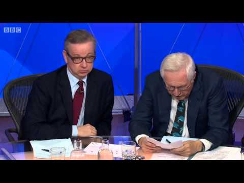 Question Time in Romford - 27/11/2014
