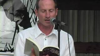 Jim Lynch reading from Border Songs at Capitol Land Trust Gala Part 2