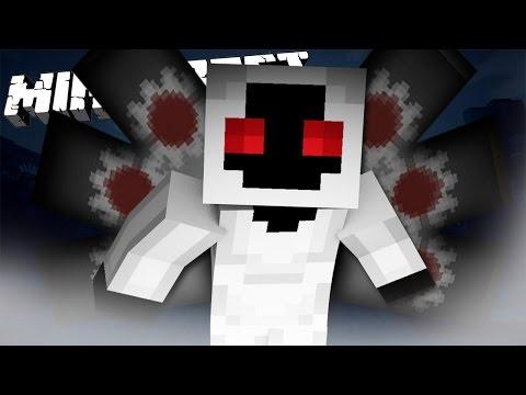 Melawan Entity 303 Boss!   Minecraft Indonesia