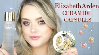 ELIZABETH ARDEN CERAMIDE REVIEW | why isn't anyone talking about this?! | Courtneyroshell