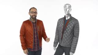 CHCB Puffy Reversible Jacket Review By Performance Bicycle