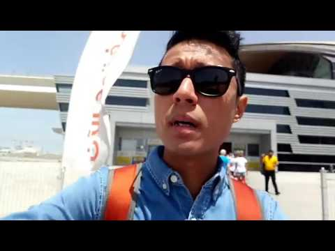 How to travel from Dubai to Abu Dhabi by Bus - Dubai Series (RidhoVlogs)