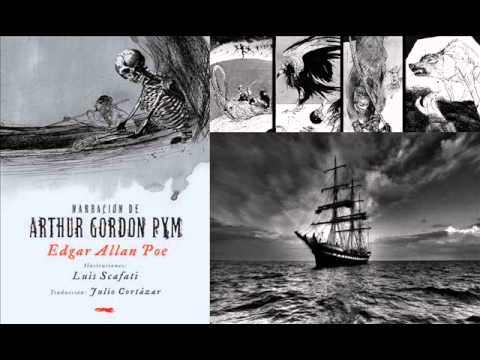 2º La narración de Arthur Gordon Pym - The Narrative of Arthur Gordon Pym of Nantucket