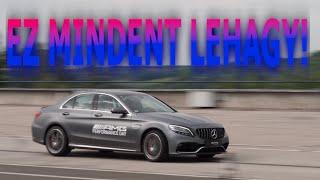 Mercedes AMG: Ha azt hiszed, hogy erőből sosem elég