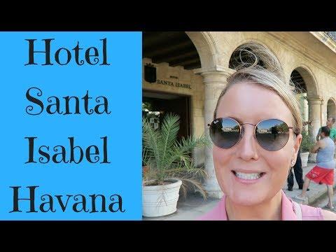 HOTEL SANTA ISABEL | HAVANA, CUBA