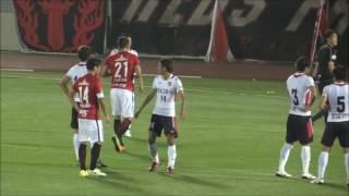 29分 相手がエリア内でハンド 20170621 浦和駒場スタジアム.