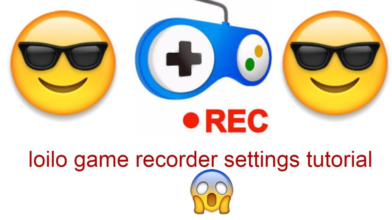 loilo game recorder not working