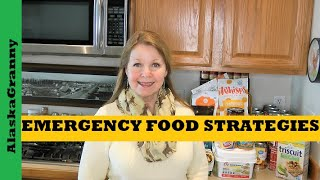 Emergency Food Strategies 4 Types of Food Storage