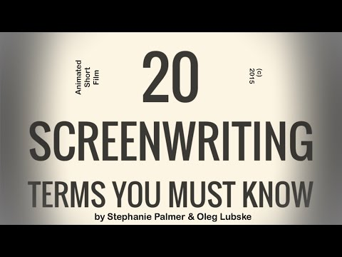 watch screenwritinginfo glossary streaming download