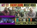 Images FIRST EVER NCT 127 엔시티 127 'Cherry Bomb' MV REACTION/REVIEW