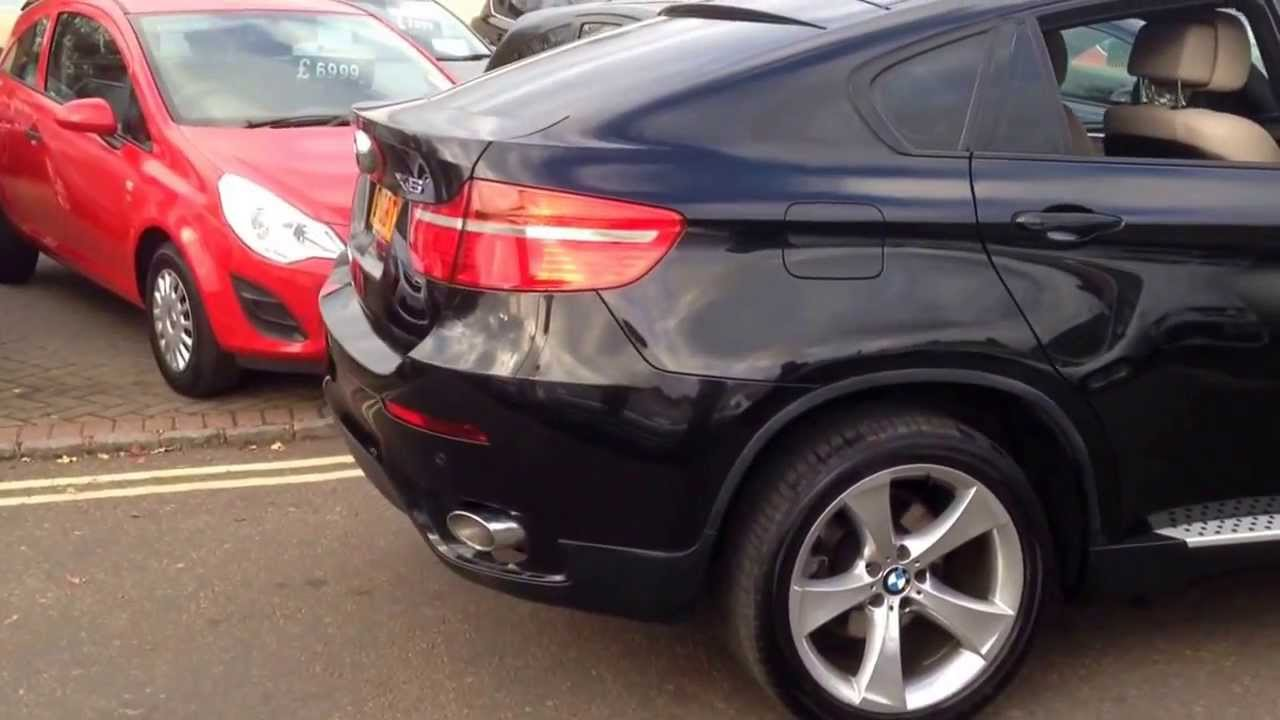 thame service station car sales 2008 08 bmw x6 for sale. Black Bedroom Furniture Sets. Home Design Ideas