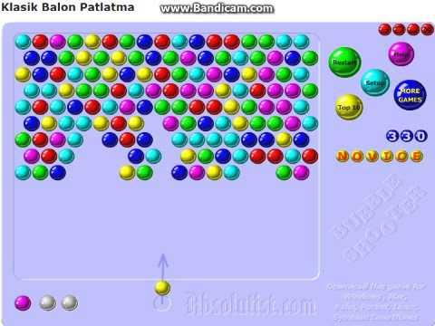 Foruma Sor Balon Oyunu Ucretsiz Indir