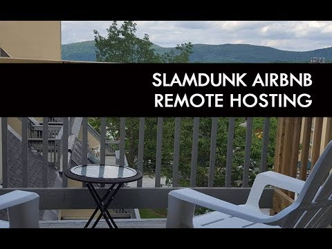 Airbnb Top 5 Tips To Slamdunk Remote Hosting