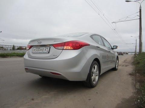Опровержение мифов Hyundai Elantra
