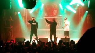 Uniikki - Ainakin Satanen ft. Ville Galle & Mikael Gabriel (Rähinä Live 2013)