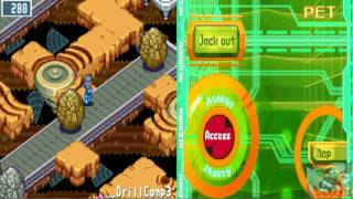 Redo Rockman Exe 5 Double Team DS Team Colonel Blues Part 15 in HD Thumbnail