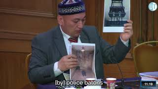 Inhumane Halal Uyghur Organ Harvesting?