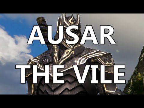 Infinity Blade Story Talk Ausar The Vile Youtube