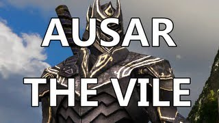 Infinity Blade Story Talk: Ausar The Vile