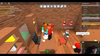 Manager Fight (ROBLOX WITH TWIN SISTER)