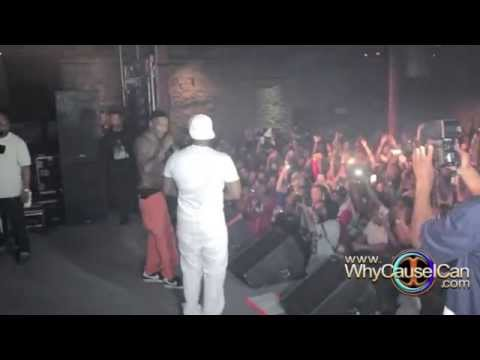 """YG Performs """"My Nigga"""" With Young Jeezy In Atlanta"""