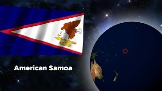 American Samoa - A Travel To American Samoa to see best places of American Samoa