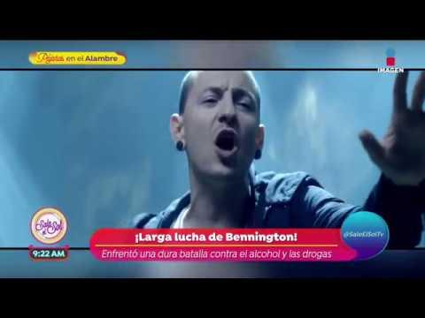 La música está de luto por el fallecimiento del vocalista de Linkin Park   Sale el Sol