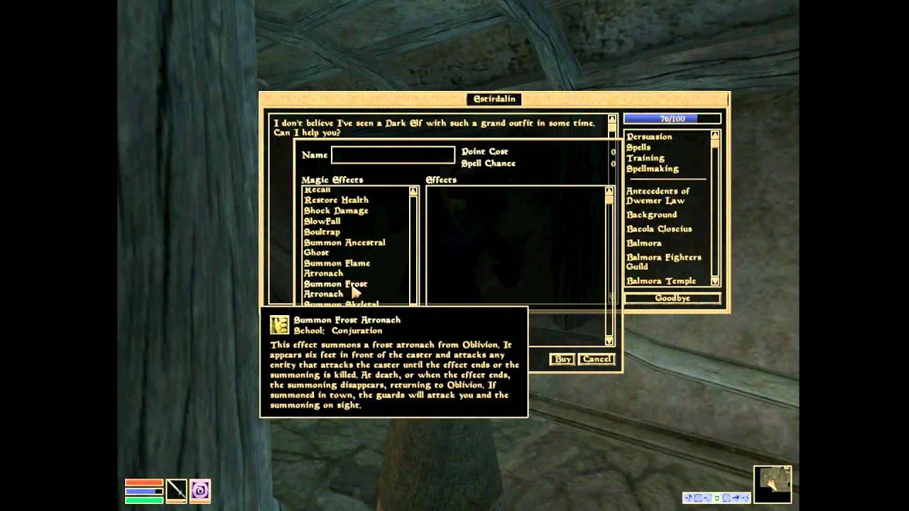 Download Soul Trap Glitch - Constant Effect (attributes and minions)