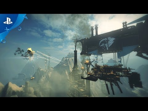 Guns of Icarus Alliance - PSX 2017: Gameplay Trailer | PS4