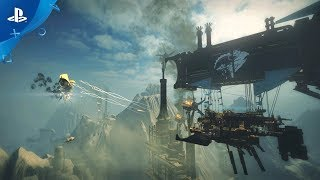 Guns of Icarus Alliance - PSX 2017: Gameplay Trailer   PS4