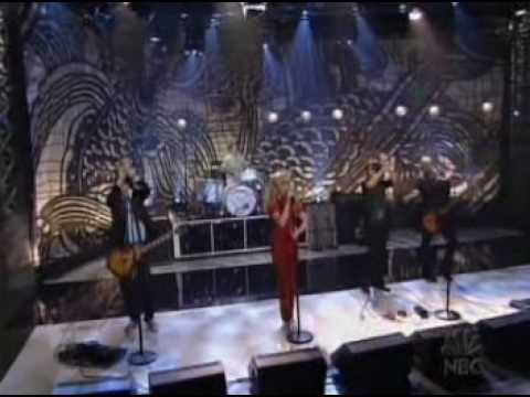 Juliette Lewis and The Licks - You're Speaking  My Language(Live @ Leno)