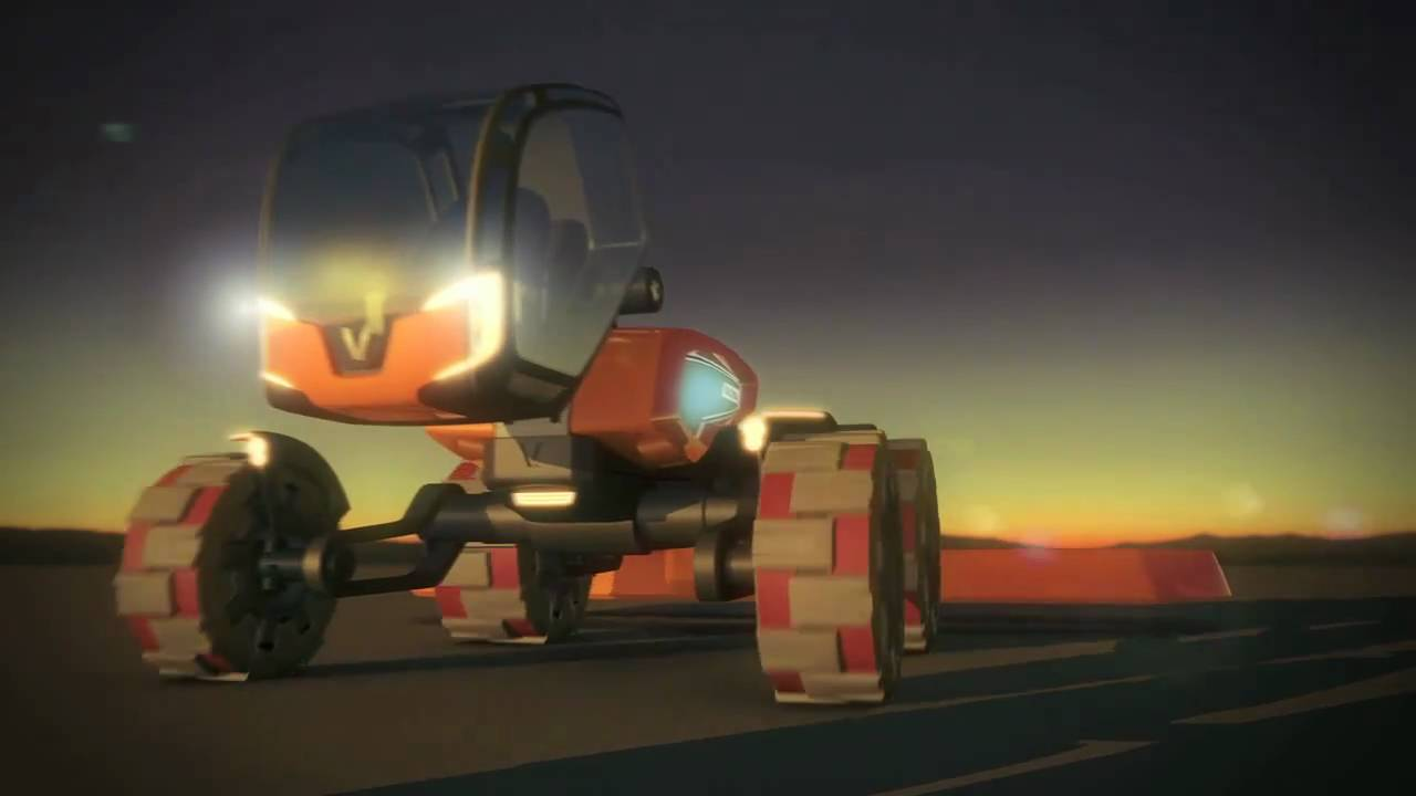 Valtra ANTS concept - YouTube