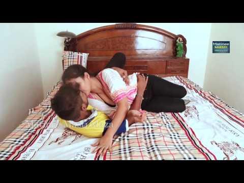 Pyasi Bhabhi Aur Jawan Maali ## प्यासी भाभी ने चुसाया माली को ## Hindi Hot Short Movie/Fil