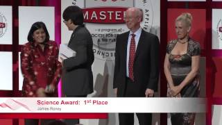 Broadcom MASTERS 2014 highlights