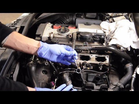 Audi Direct Injection, Cleaning Carbon