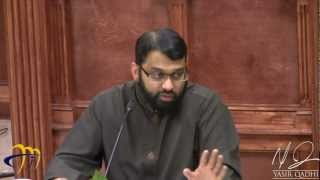Seerah of Prophet Muhammed 38 - The Battle of Badr 4 - Yasir Qadhi | 31st October 2012