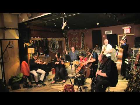"Leap of Faith Orchestra @ Lilypad, Cambridge 12-15-15 ""Supersymmetries-Set III-superpartners"""