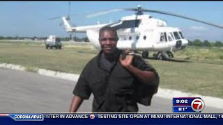 Suspect in Haitian president's assassination has ties to South Florida-based charity