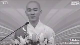 Tik tok VN || Những câu nói đi vào lòng người của thầy Thích Tâm Nguyên