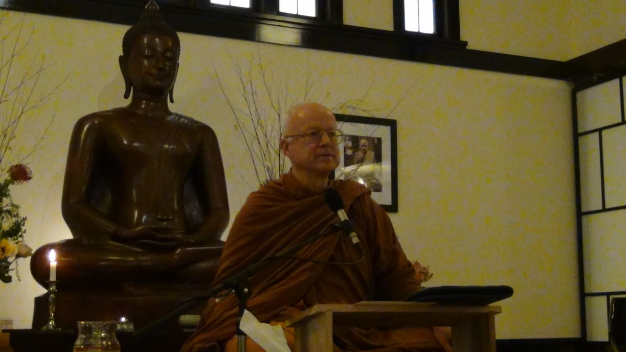Proactive Practice (Saturday part 1): Ajahn Geoff ...