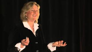Burning down the house - how losing everything can set you free: Andi O'Conor at TEDxCU