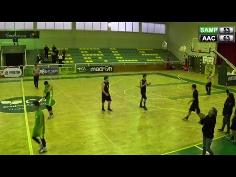 Taça Nacional de Sub16M: Sampaense - AAC