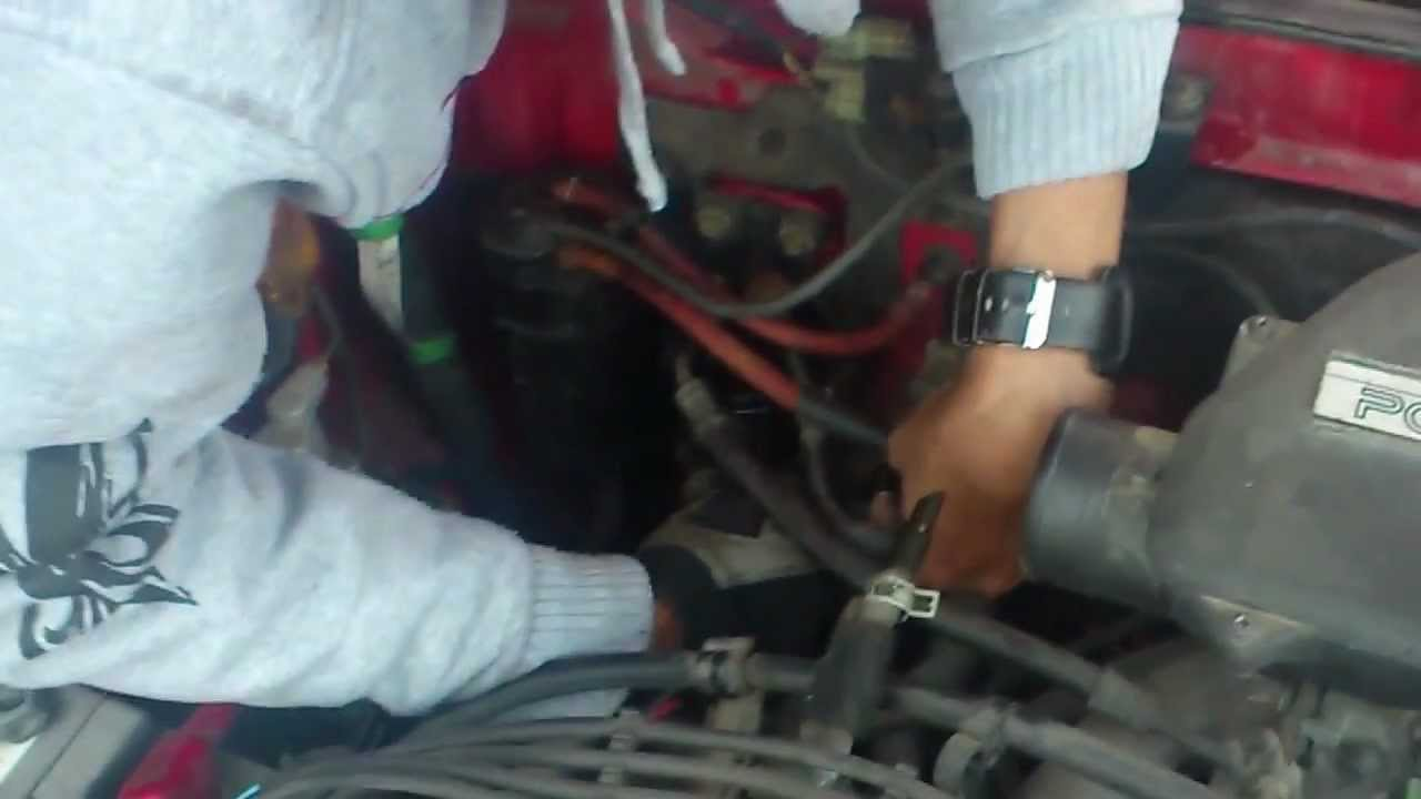how to replace fuel filter on honda civic - youtube fuel filter on 1990 honda accord