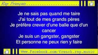 Booba-Gangster (Paroles) HD 2011 (Lyrics)