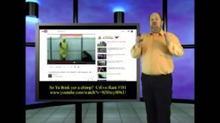 Monkey Overboard! This is Genesis Week episode 16 season 4 with Ian Juby aka Wazooloo by wazooloo