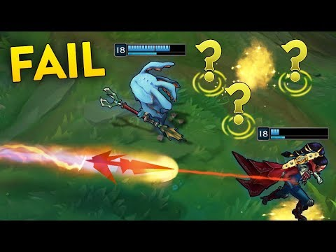 TRY NOT TO LAUGH or GRIN - Best LEAGUE FAILS Compilation   Funniest LOL Moments 2019