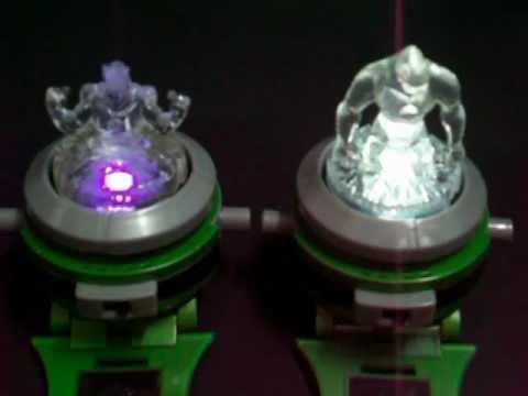 BEN 10 Alien Force Omnitrix X10 YouTube
